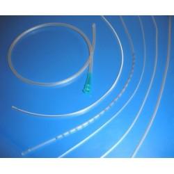 Cewnik do odsysania górnych dróg oddechowych z 2 otworami