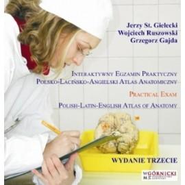 Interaktywny egzamin praktyczny z anatomii prawidłowej człowieka