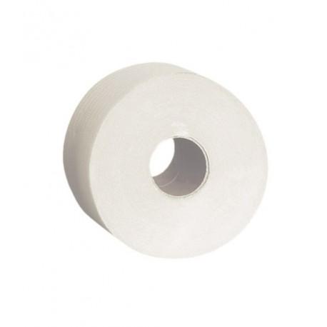 Papier toaletowy 1 - warstwowy, biały PT11 (śr. 19 cm)