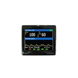 Pulsoksymetr PM 60A przenośny, akumulatorowo-sieciowy