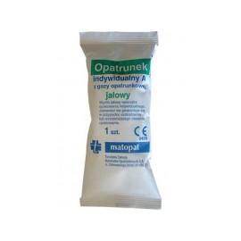 Opatrunek indywidualny A (pyłoszczelny)