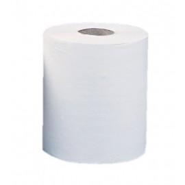 Ręcznik papierowy Klasik Maxi Merida (20 m, średnica 20cm, w rolce, jednowarstwowy, biały)