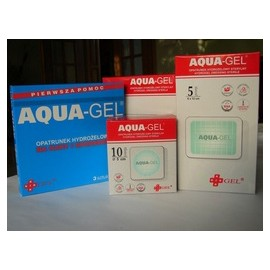 Opatrunek hydrożelowy Aqua-Gel