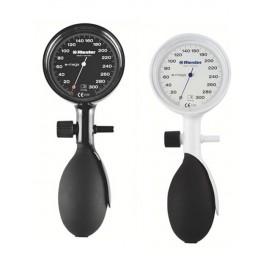 Ciśnieniomierz zegarowy E-Mega Riester (biały)