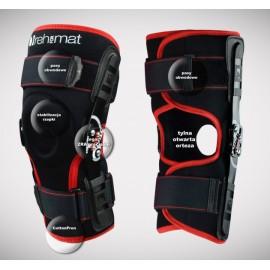 Orteza kolana AS-KX-06 Reh4Mat (z anatomiczną regulacją zakresu ruchomości)