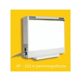Negatoskop pantomograficzny PF-222.4