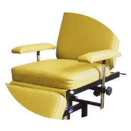 Podparcie pod rękę do fotela zabiegowego FZ 01 - zwykłe, tapicerowane