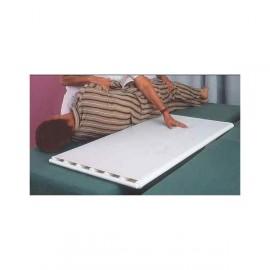 Rolki (przenośnik taśmowo-rolkowy) do przenoszenia pacjenta 1100 x 395 cm RM (do rezonansu magdnetycznego)