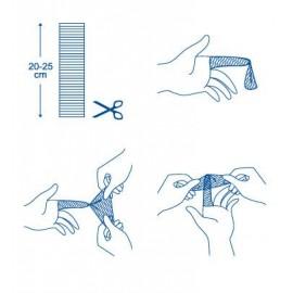 CodoTEX elastyczna siatka opatrunkowa