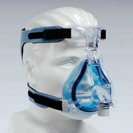 Maska CPAP Comfort Gell Blue Full Face Philips Respironic