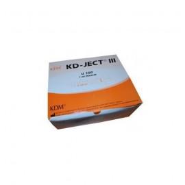 Strzykawka insulinowa j.u. BD Micro Fine Plus 1 ml 27 G (0,40 x 12,0 mm z igłą)