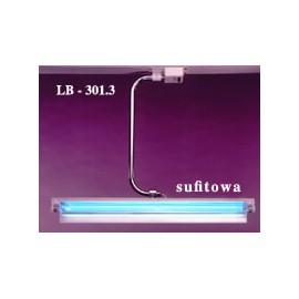 Lampa bakteriobójcza sufitowa 1x30 LB-301.3 z jednym promiennikiem
