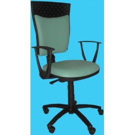 Krzesło biurowe STAŚ (stelaż czarny)