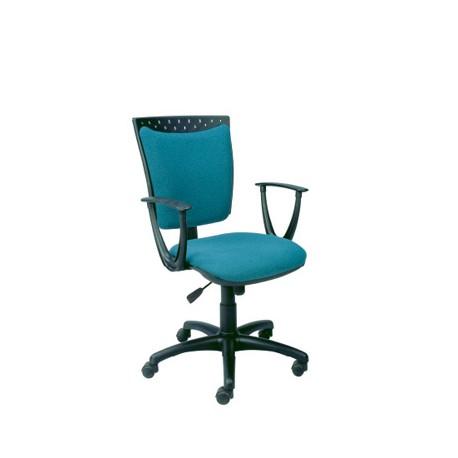 Krzesło biurowe STILLO (stelaż czarny)