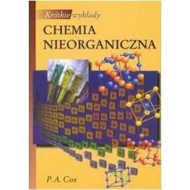 Chemia nieorganiczna. Krótkie wykłady