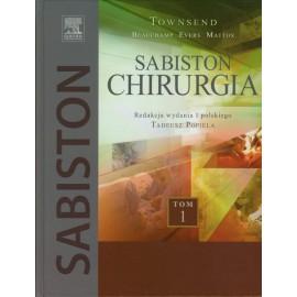 Chirurgia Sabiston t.1 - NISKA CENA