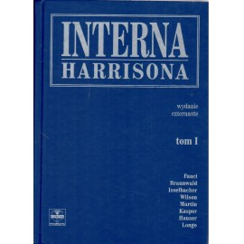 Interna Harrisona t.1 Fauci
