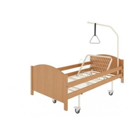 Łóżko rehabilitacyjne mechaniczne Aries Lux 02