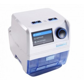 Aparat Auto CPAP DEVILBISS BLUE Auto Plus ( z nawilżaczem Puls Dose i maską nosową lub twarzową)