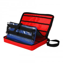 Ampularium na 160 ampułek TRM-11 (kolor czerwony)