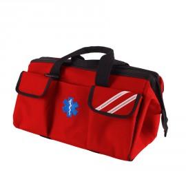 Torba medyczna kuferek TRM LXII (czerwona)