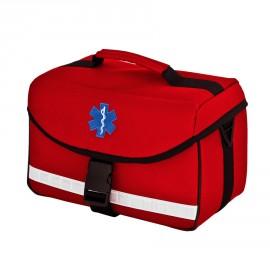 Torba medyczna kuferek TRM 37 (czerwona) WYPOSAŻENIE SZKÓŁ