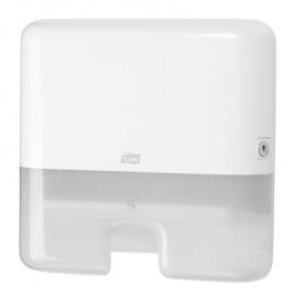 Podajnik ręczników Tork mini H2 (kolor biały)