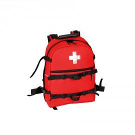 Apteczka pierwszej pomocy typu plecak 20l TRM-29 (kolor czerwony)