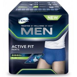 Pieluchomajtki Tena Men Pants Plus (opakowanie)