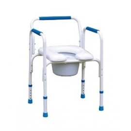 Fotel sanitarny Alustyle 4 w 1