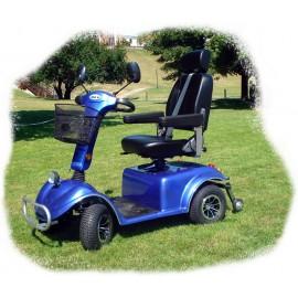 Wózek elektryczny IKA-R-04-10 typu skuter