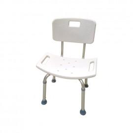 Krzesło toaletowe z oparciem GALICJA