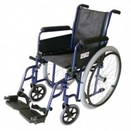 Wózek inwalidzki New Classic stalowy