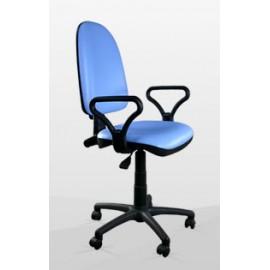 Krzesło biurowe  KL1 (z podłokietnikami) UBM WYPOSAŻENIE SZKÓŁ