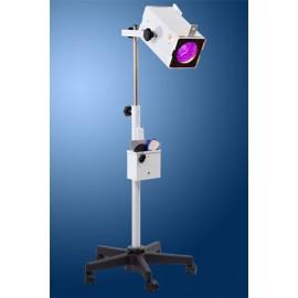 Lampa Sollux LS-3 statywowa z płynną regulacją mocy i automatycznym odmierzaniem czasu naświetlania