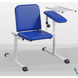 Fotel do pobierania krwi ST-01 UBM