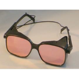 Okulary ochronne do lampy Sollux 0-53P-4 (ocharaniające przed podczerwienią)