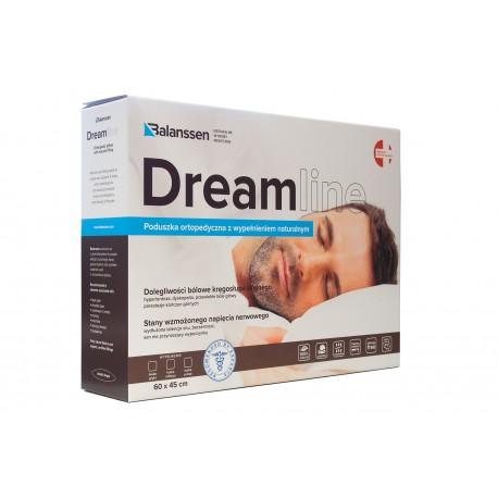 Poduszka ortopedyczna DREAMLINE łuska gryczana