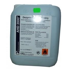 AHD 1000 5l - preparat do dezynfekcji skóry dłoni