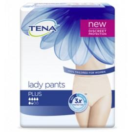 Bielizna chłonna Tena Lady Pants Plus Creme r. L (op. 30 sztuk)