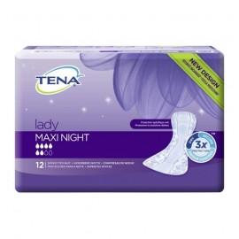 Wkład anatomiczny Tena lady Maxi NIGHT (12szt.)