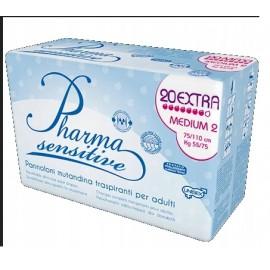 Pieluchomajtki Pharma Sensitive Extra M (15 szt.)
