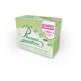 Pieluchomajtki Pharma Sensitive Maxi L (20 szt.)