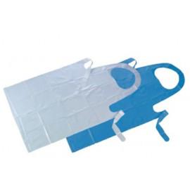 Fartuch jednorazowy foliowy (pakowany pojedynczo)