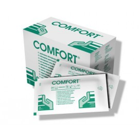 Rękawice chirurgiczne lateksowe jałowe Comfort (rozmiar 6,5, para)
