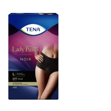 Bielizna chłonna Tena Lady Pants Plus Noir r. M (op. 9 sztuk)