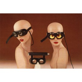 Okulary Frenzla (zasilanie bateryjne) nr kat.13114