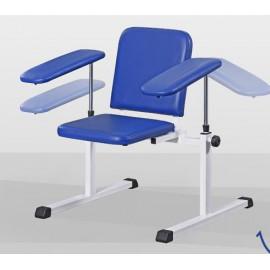 Fotel do pobraania krwi ST-02 UBM