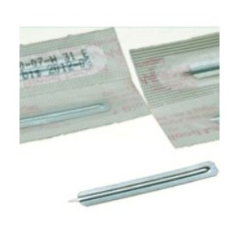 Nożyki hematologiczne sterylne rozmiar S (200 szt.)