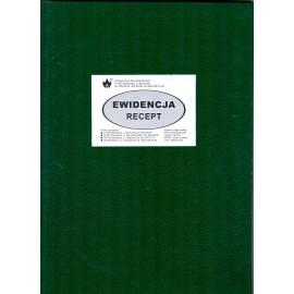 Ewidencja recept farmaceutycznych MZ/F 3
